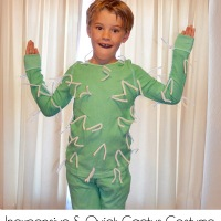 The Quirktastic (last minute) DIY Cactus Costume