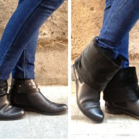 Anna's Quick DIY Boot Tranformation(s)