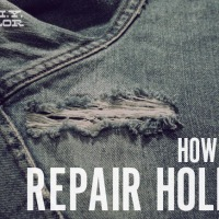 Danni's DIY Denim Repair