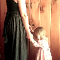 Emily's Marvelous Refashioned Maxidress