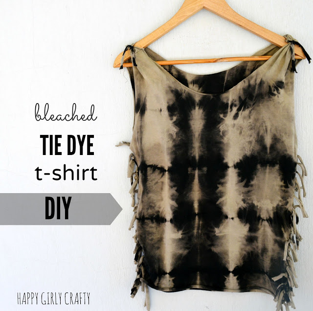 bleached tank top