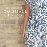 Troy's #DIY Dress Upsizing Tips