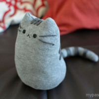 Kai's Kawaii #Upcycled Sock Cat