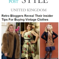 How To Buy #Vintage Clothing: The #Retro #Fashion Bloggers' Insider Guide