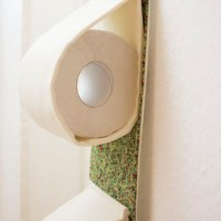 Ilona's #DIY Toilet Roll Holder