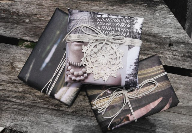 DIY Upcycled WRAPPING Ideas