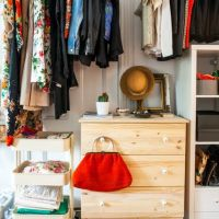 MaryGrace's journey through closet purging minimalism