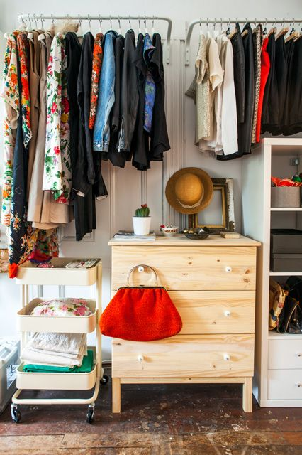 reasons to have a non-minimalist wardrobe