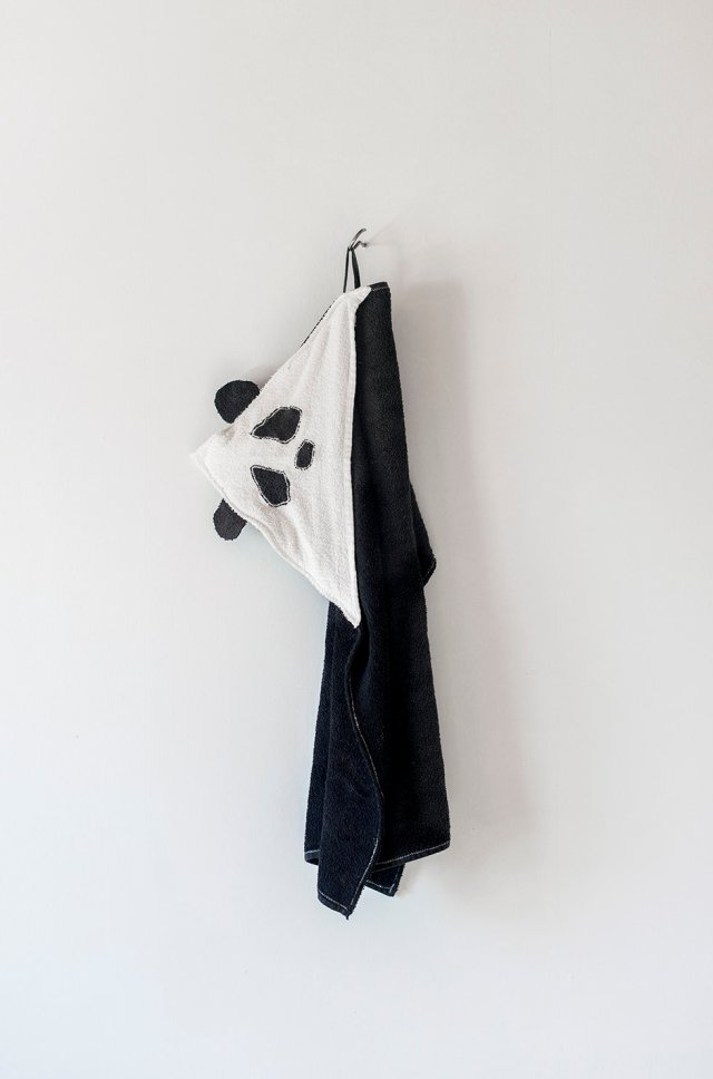 diy hooded bathtowel
