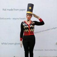 Emily's #LastMinute Nutcracker #Costume