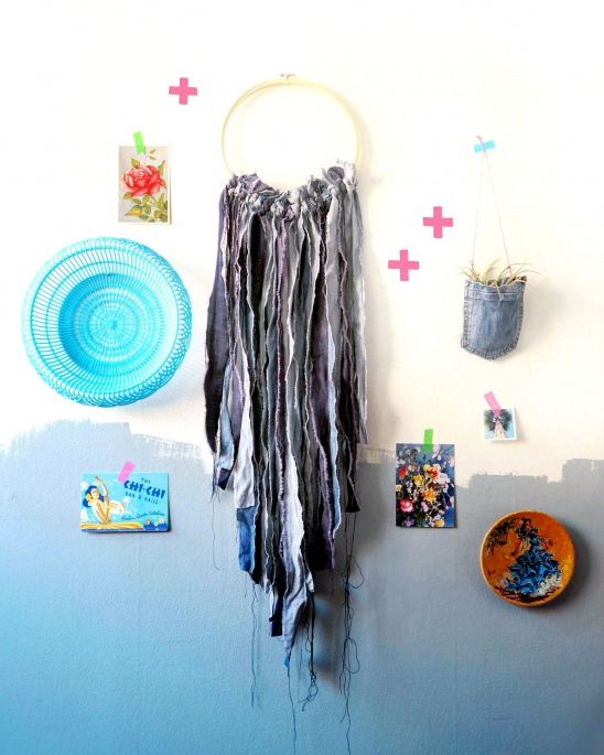 upcycled-denim-wall-art
