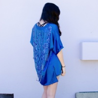 Ping's Stunning Dress to Kimono #Refashion