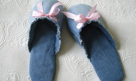 upcycled-denim-slippers
