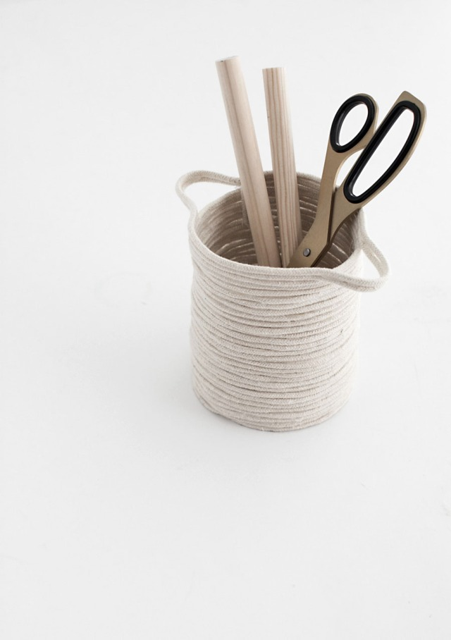 DIY-small-rope-basket