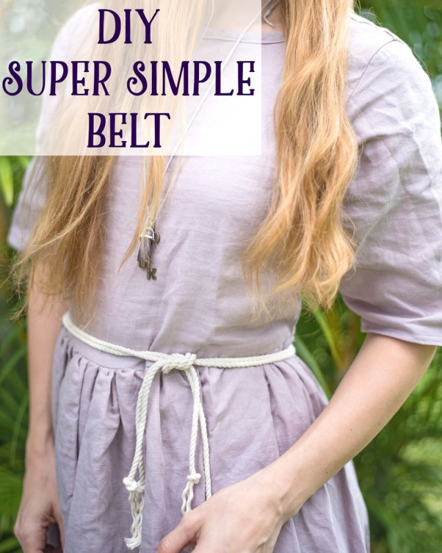 DIY-super-simple-belt