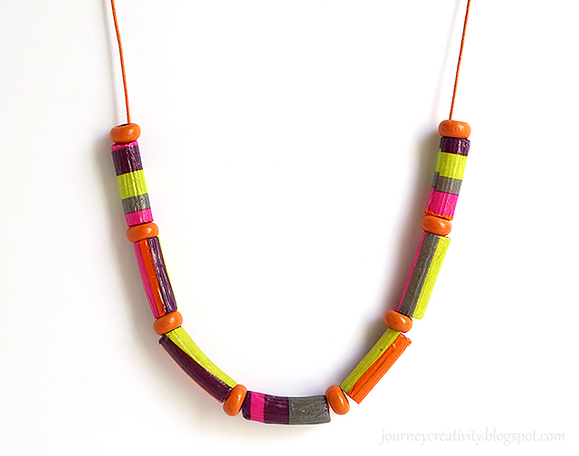 RigatoniNecklace tutorial