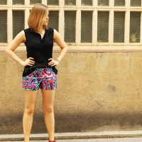 #DIY Summer Shorts (free pattern)