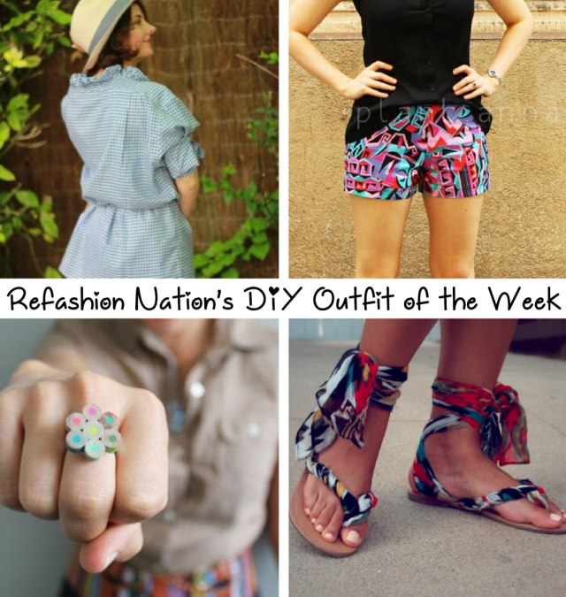 July 3 Refashion Nation OOTW