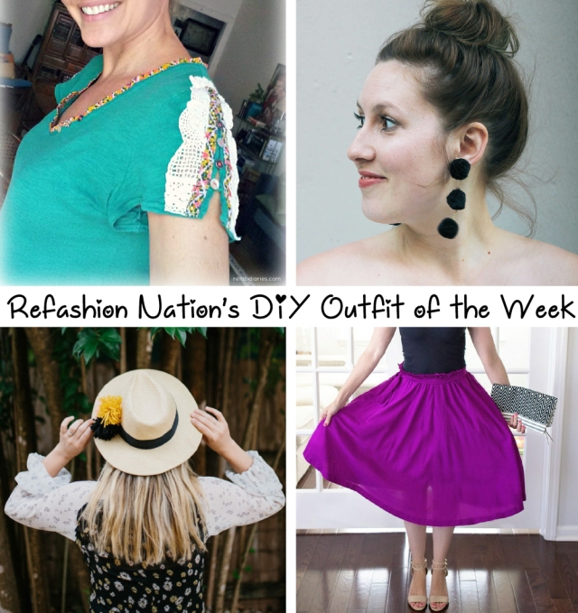 Refashion Nation DIY ootw June 12