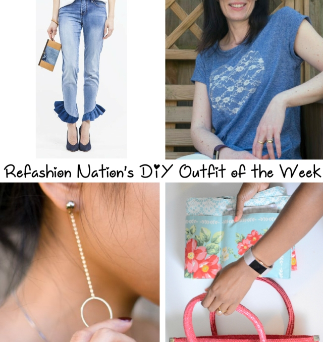 Refashion Nation Diy ootw June 19