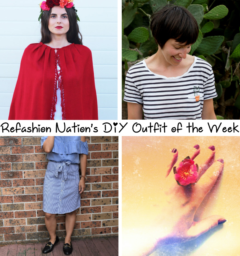 July 17 Refashion Nation OOTW