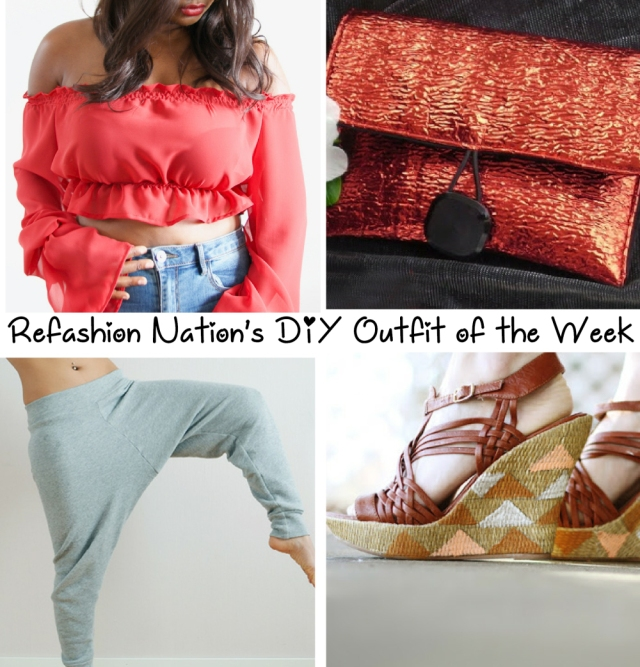 July 24 Refashion Nation OOTW