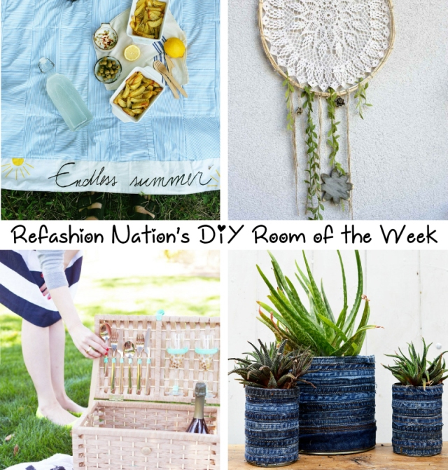 Aug 14 DIY room of the week tutorials