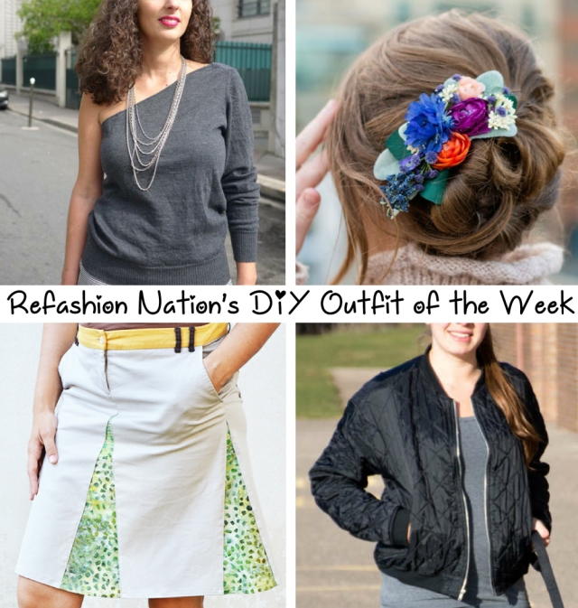 Aug 28 DIY oufit of the week
