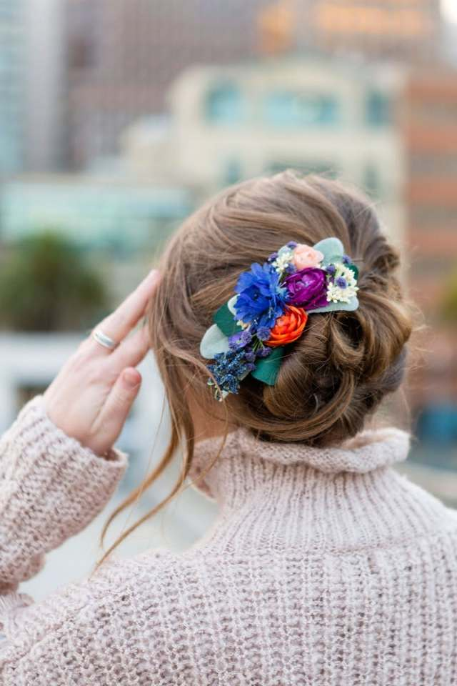 DIY Floral_Hair_Comb