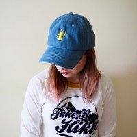 #Embroidered Baseball Cap