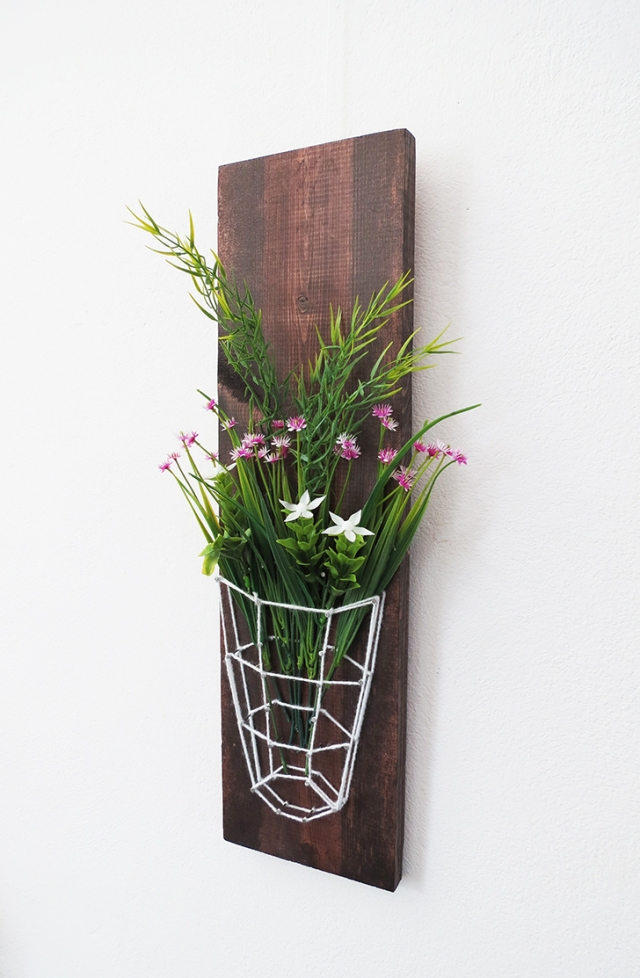 diy-yarn-flower-vase