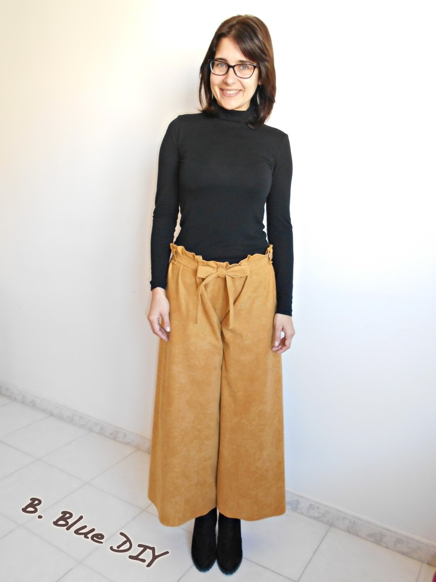 Simple #DIY Trousers