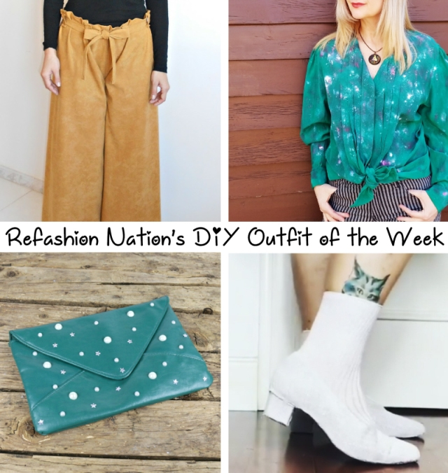 Oct 2 DIY outfit of the week