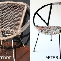 Amazing Chair #Makeover