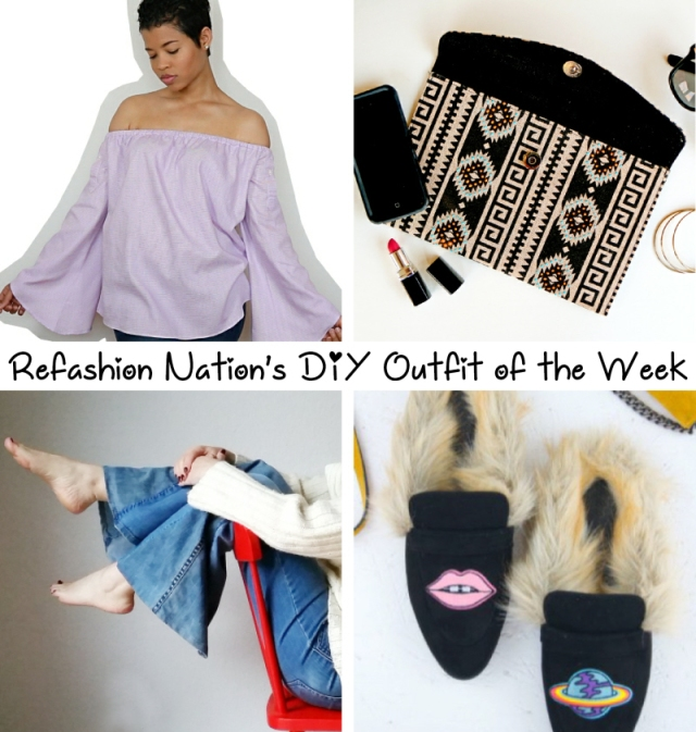 Sept 11 DIY outfit of the week