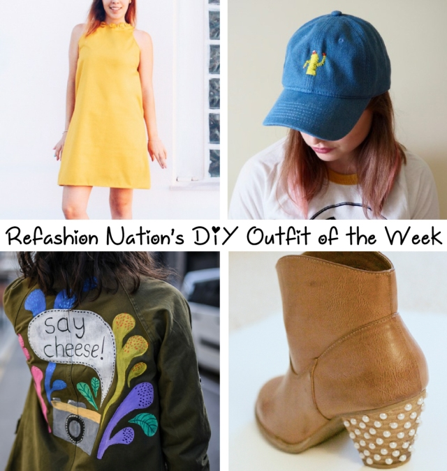 Sept 18 DIY outfit of the week
