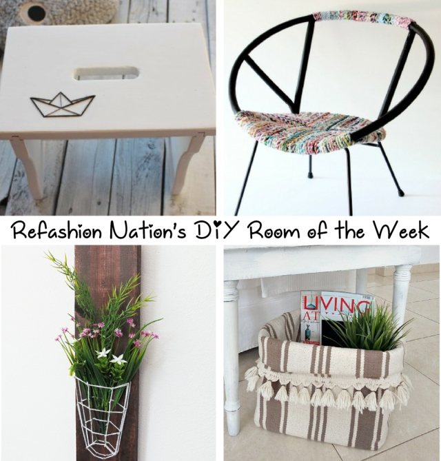 Sept 25 DIY Room of the Week