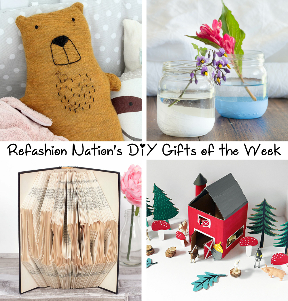 Oct 9 DIY Gifts of the Week
