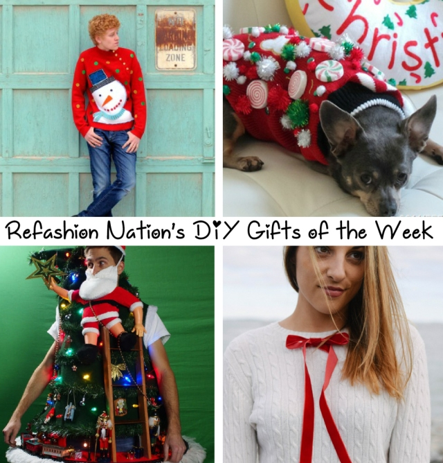 Dec 4 DIY gifts of the week