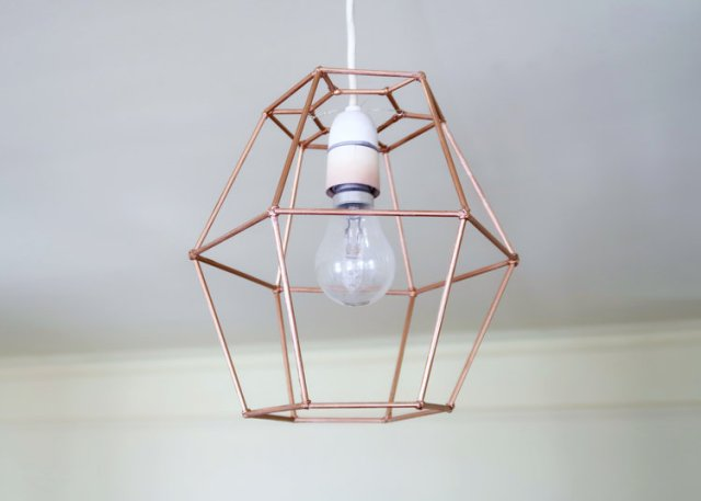 DIY+Geometric+Light+Shade+by+Isoscella