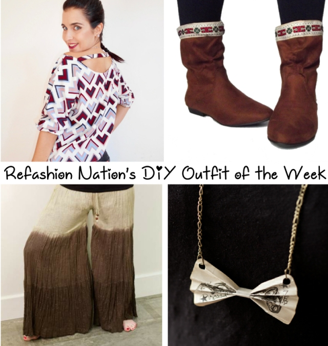 Nov 13 DIY outfit of the week