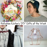 Refashion Nation's 4th #DIY Gifts of the Week