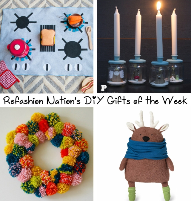 Dec 11 DIY Gifts of the week