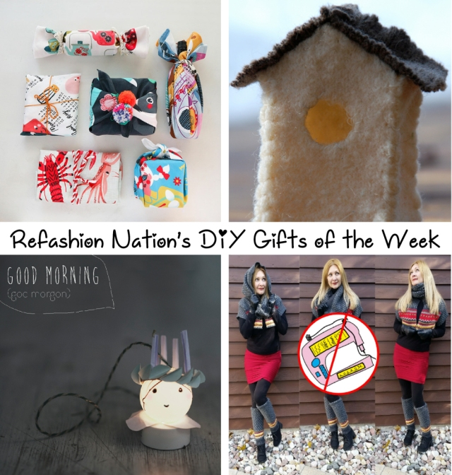 Dec 18 DIY Gifts of the week