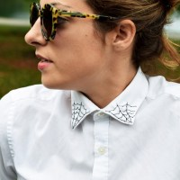 Simple #DIY Shirt Collar Update