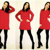 #DIY Valentine's Day Dress