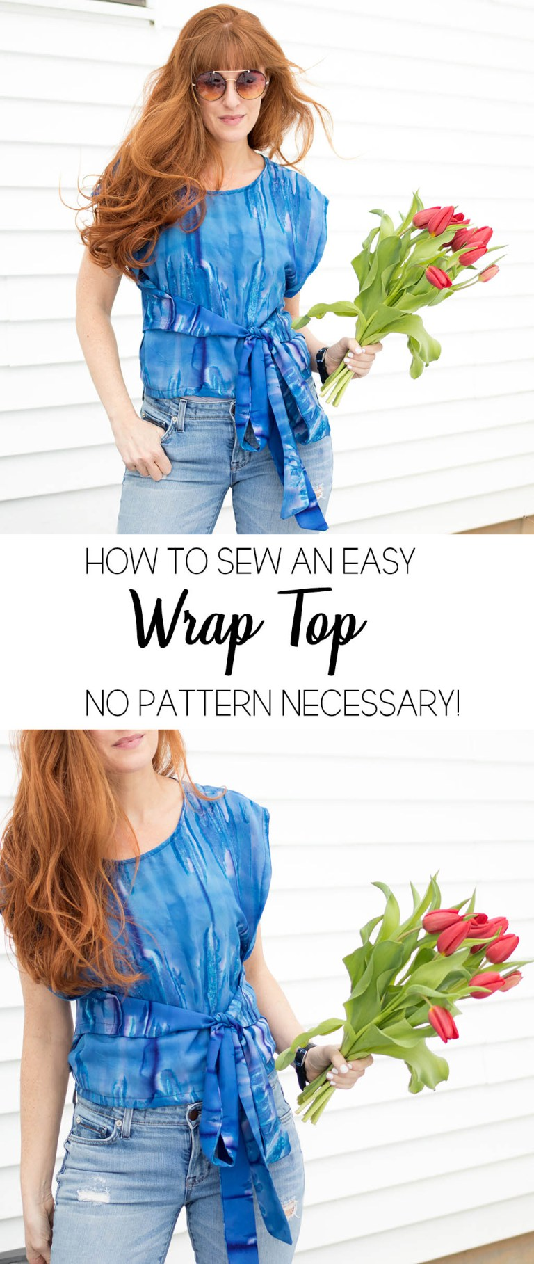 EasyWrapTopSewingProject