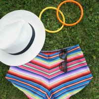 Simple #DIY Shorts (no pattern needed!)