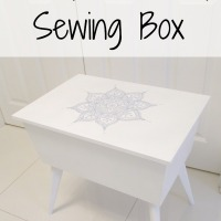 #DIY Sewing Box Update