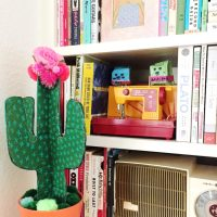 #Upcycled Cardboard Cactus